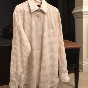 Hugo Boss Size 16, 34/35 shirt